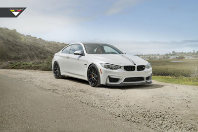 Vorsteiner представил BMW M4 Coupe GTS