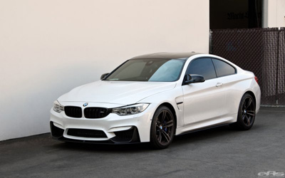 BMW M4 Coupe в тюнинге European Auto Source